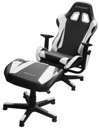 Kancelárska stolička DXRACER FS/FC08/NW/SUIT č.AOJ568S