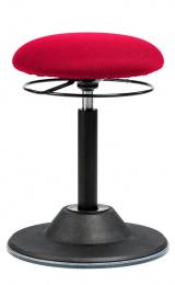 Balanční taburet HOLA červený