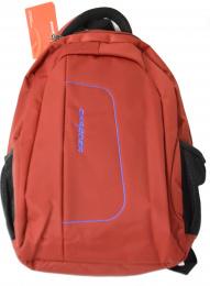 Batoh DXRacer látkový červený
