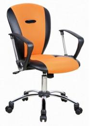 Židle Matiz oranžová, č. AOJ639S