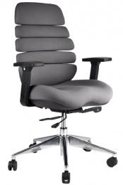 kancelárska stolička SPINE sivá, č. AOJ654S