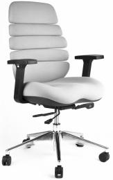 kancelárska stolička SPINE sivá, č. AOJ655S