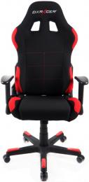 detská stolička DXRacer OH/QD01/NR látková č.AOJ687S