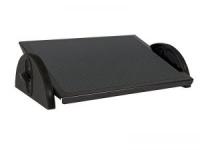 Podložka pod nohy WEDO RELAX steel černá 2755001