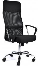 kancelárska stolička Alberta 2 čierná
