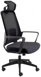 kancelárská stolička C4 černá