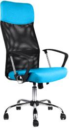kancelárska stolička Alberta 2 modrá