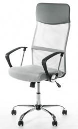 kancelářská MEDEA -šedá č.AOJ817S