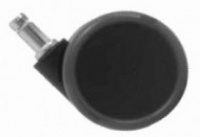 Kolečko zátěžové Trend, standardní, průměr 60mm, čep 11mm