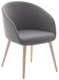 rokovací stolička NINA/L12