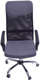 Kancelářská VIRE 2 šedá č.AOJ839