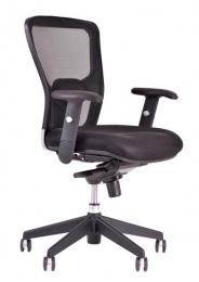 kancelářská DIKE černá s PDH č.AOJ893S