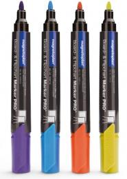 Popisovač MAGNETOPLAN barvy sada Pro (4ks)