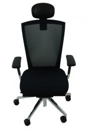 Kancelárská stolička SIDIZ AL s podhlavníkom č.AOJ902