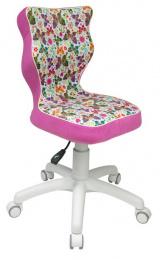 detská stolička PETIT WHITE 4 č.AOJ905