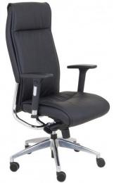 Kancelárská stolička SUSANA čierna č.AOJ938S