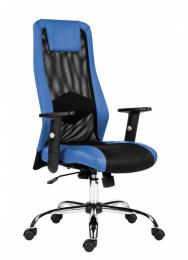 kancelářská SANDER modrá č.AOJ944S