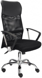 kancelárska stolička MEDEA-čierna, č. AOJ1010