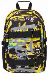 Školní batoh SKATE STREET ART