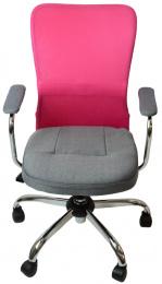 Detská stolička ANDY - farba ružová, č. AOJ1116
