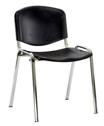 židle IMPERIA plastová kancelárská stolička