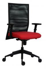 židle 1700 SYN RENÉ NET kancelárská stolička