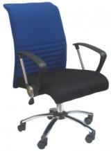 křeslo W32 modročerná kancelárské kreslo