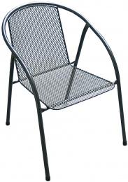 zahradná stolička kovová IRIS U005