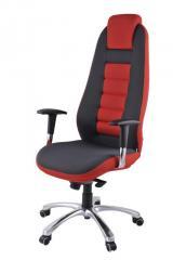 křeslo STRIPO 5452 - chrom kancelárské kreslo