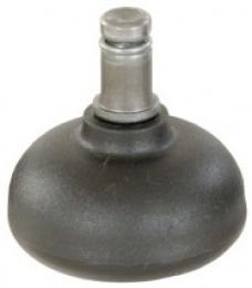 Klzák nízky, bez podložky, výška 31mm, čap 10mm